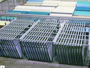 淄博立式板材货架厂家