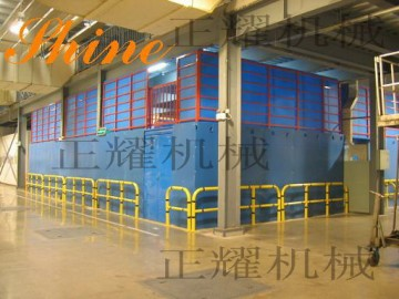 四川二层钢平台厂家免费设计 安装