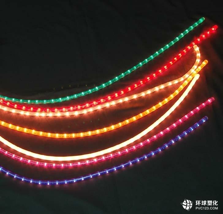 中山PVC胶料 PVC灯带料 环保PVC颗粒料
