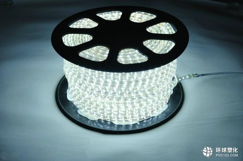 中山PVC膠料 PVC燈帶料 環保PVC顆粒料