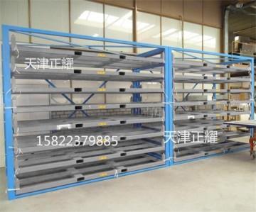 垂直式抽屉货架可以存放板材 工具 配件 不好存放的货物