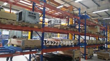 100%抽屉式货架解决木箱存放难题