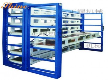 抽屉式货架厂家提供价格 尺寸 特点 图片