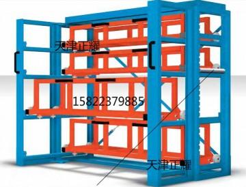 重型抽屉式货架视频 正耀货架厂家提供