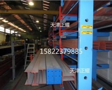钢材货架如何存放管材