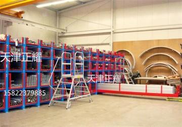 拉出式原材料貨架 好存放節約空間