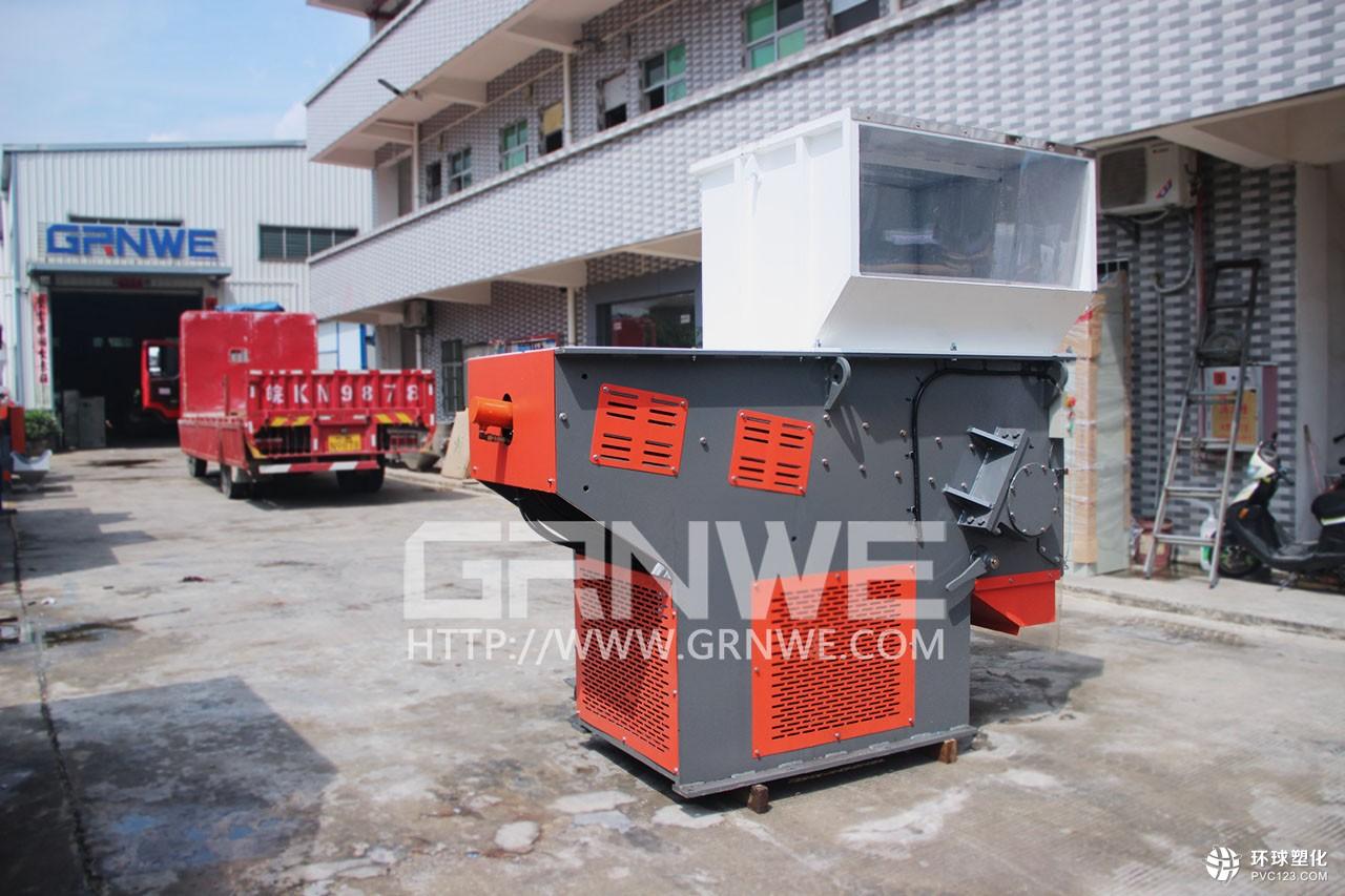 PE废旧化工桶单轴撕碎机厂家供应