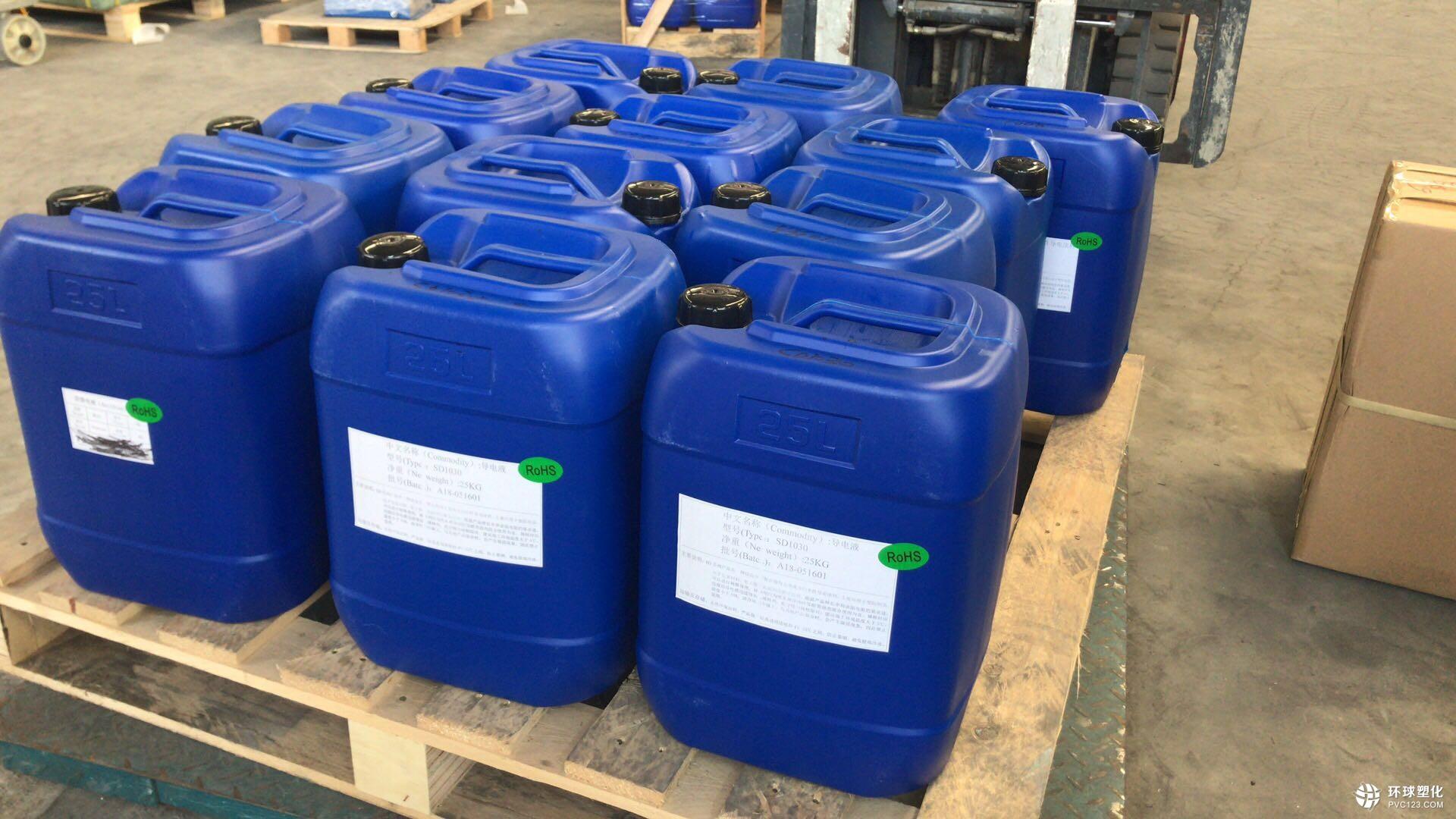 水性环保防静电液SD1321