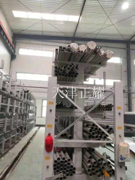 浙江型材种类规格种类多存取不方便占地大用伸缩式型材货架