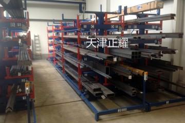 湖北长货物货架存放6米 12米的管材 棒料 轴 型材 钢材