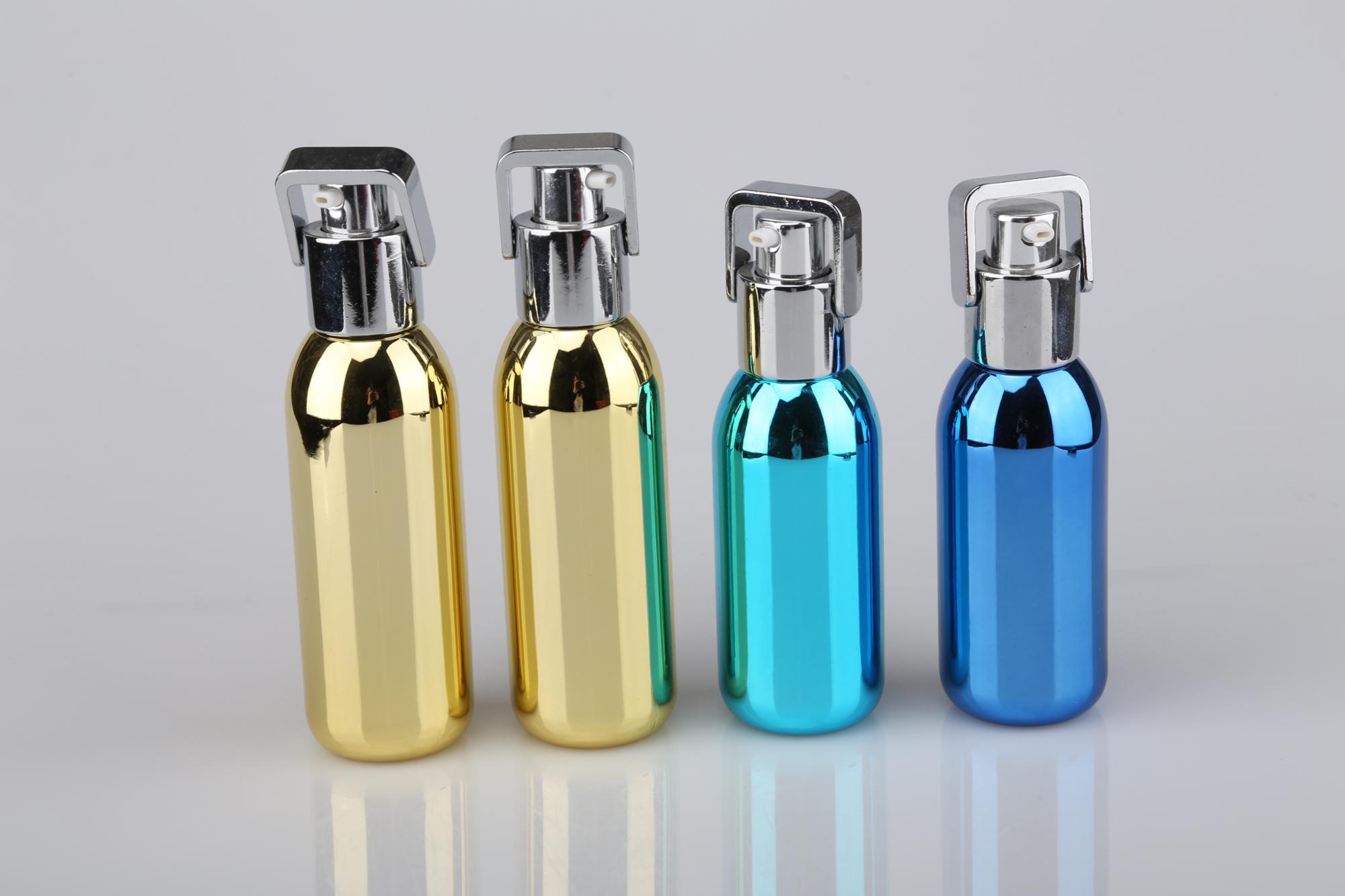 玻璃瓶电镀 电镀玻璃瓶 玻璃电镀瓶 玻璃瓶UV真空电镀