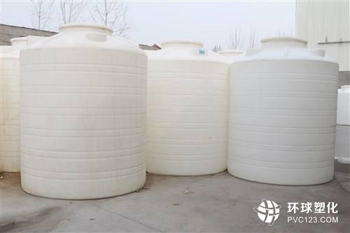 贵州20吨塑料储罐厂家直销 遵义20立方盐酸罐