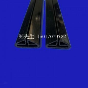 东莞挤塑PVC硬质亮面型材 PVC冷挤型材加工